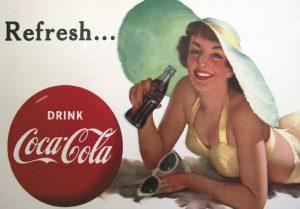 publicité boissons coca-cola