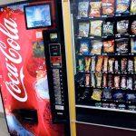 distributeur de soda