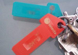 distributeur de soda avec clés prépayées