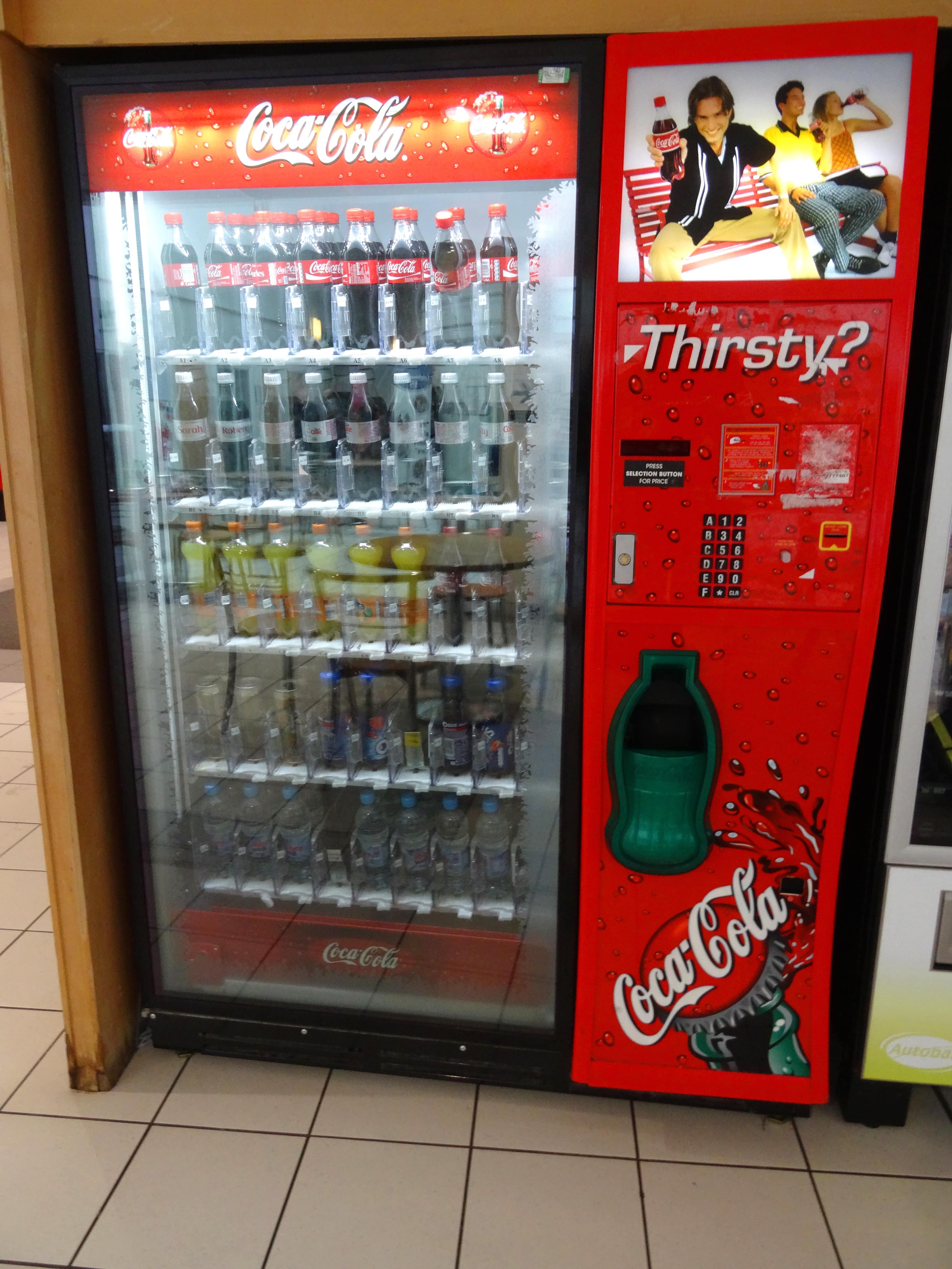 Frigo Coca-Cola