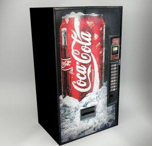 distributeurs automatiques belgique coca cola