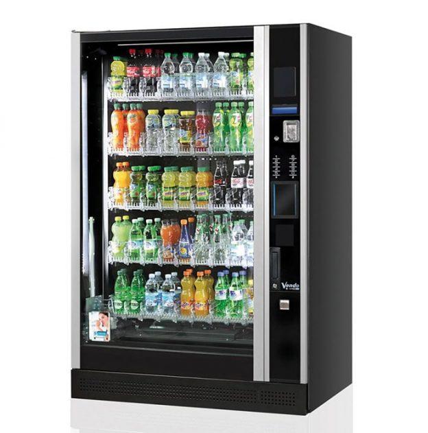 Distributeurs automatiques Belgique : le comparatif de 4 grandes marques